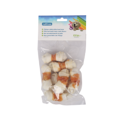 6*CHICKEN ROLLED WHITE KNOT...